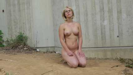 Sophie - strip and blow