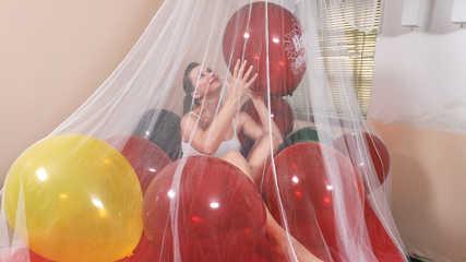 921 Balloon tent