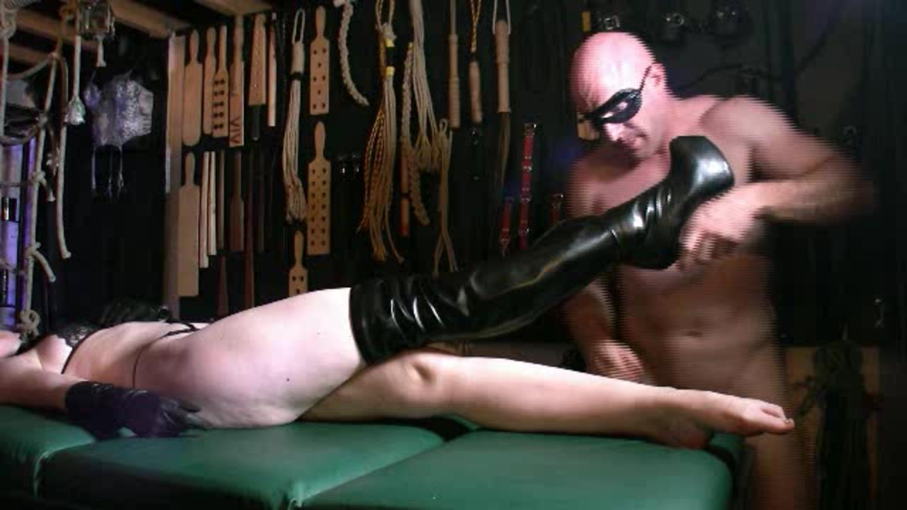 Lick my feet film assured