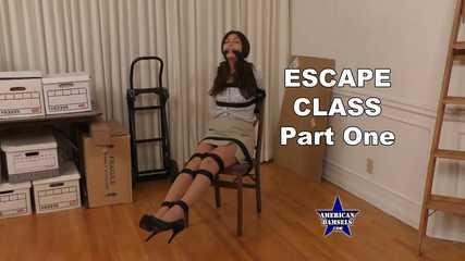Escape Class - Part One - Lola Pearl