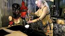 Madame Gillette - Two Rubbertoys to play Part2 0