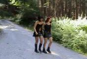 ab-137 Barefoot in the forest (1) 0