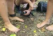 ab-137 Barefoot in the forest (1) 4
