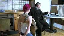 Jennifer Get Disciplined By Her Master 1