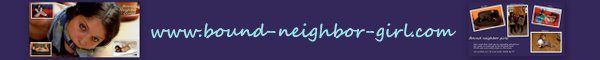 Bound Neighbor Girl