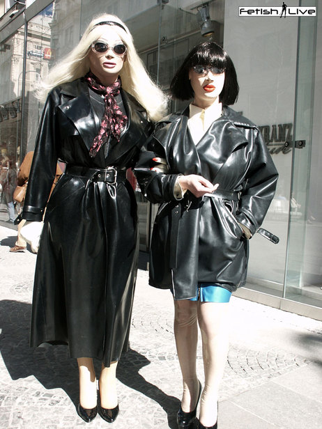 Big rubber sisters