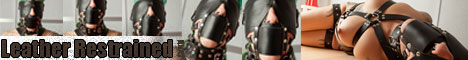 Leather Restrained