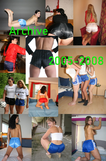 Archive Models from 2005-2008
