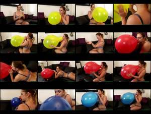 Hol 299 angel  blow2pop three balloons tt17 q16 and u16 medium