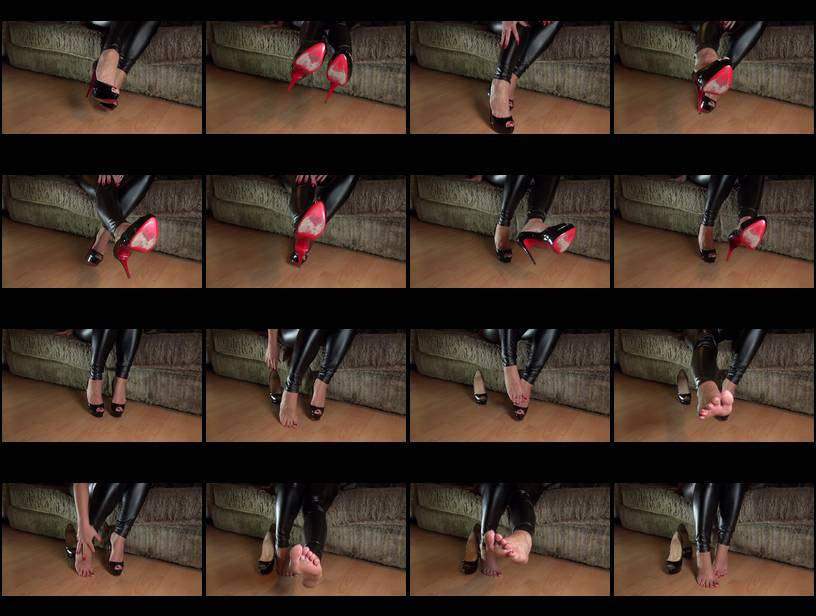 Worship Heels (POV)